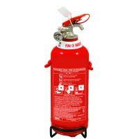 Πυροσβεστήρας σπιτιου 1kg Ξηράς Σκόνης